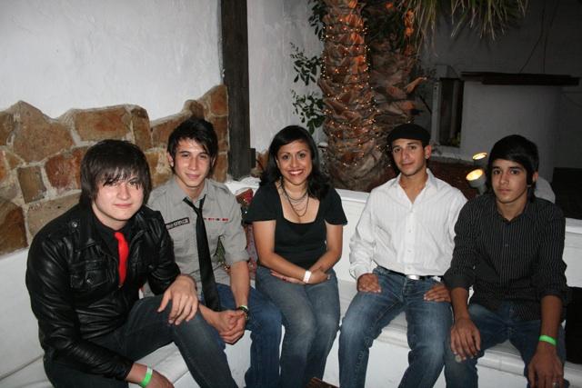 Emilio IV, Diego: 2009 TejanoBeat Von Army Interview
