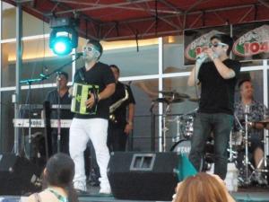 Michael Salgado wins Best Tejano Artist @ PremiosTX